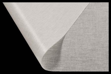 Velum coton blanc