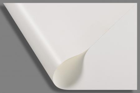 Plastique blanc/face