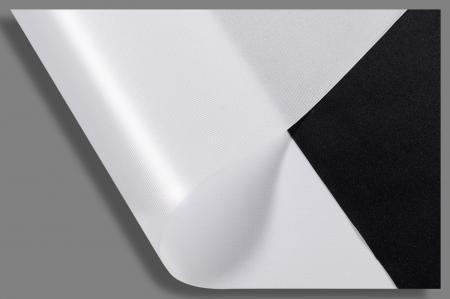 Toile drapeau blanc + coloris