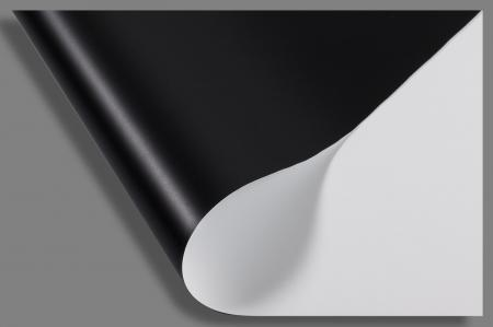 Ecran face noir / blanc