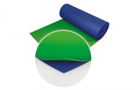 Coloris Vert/Bleu