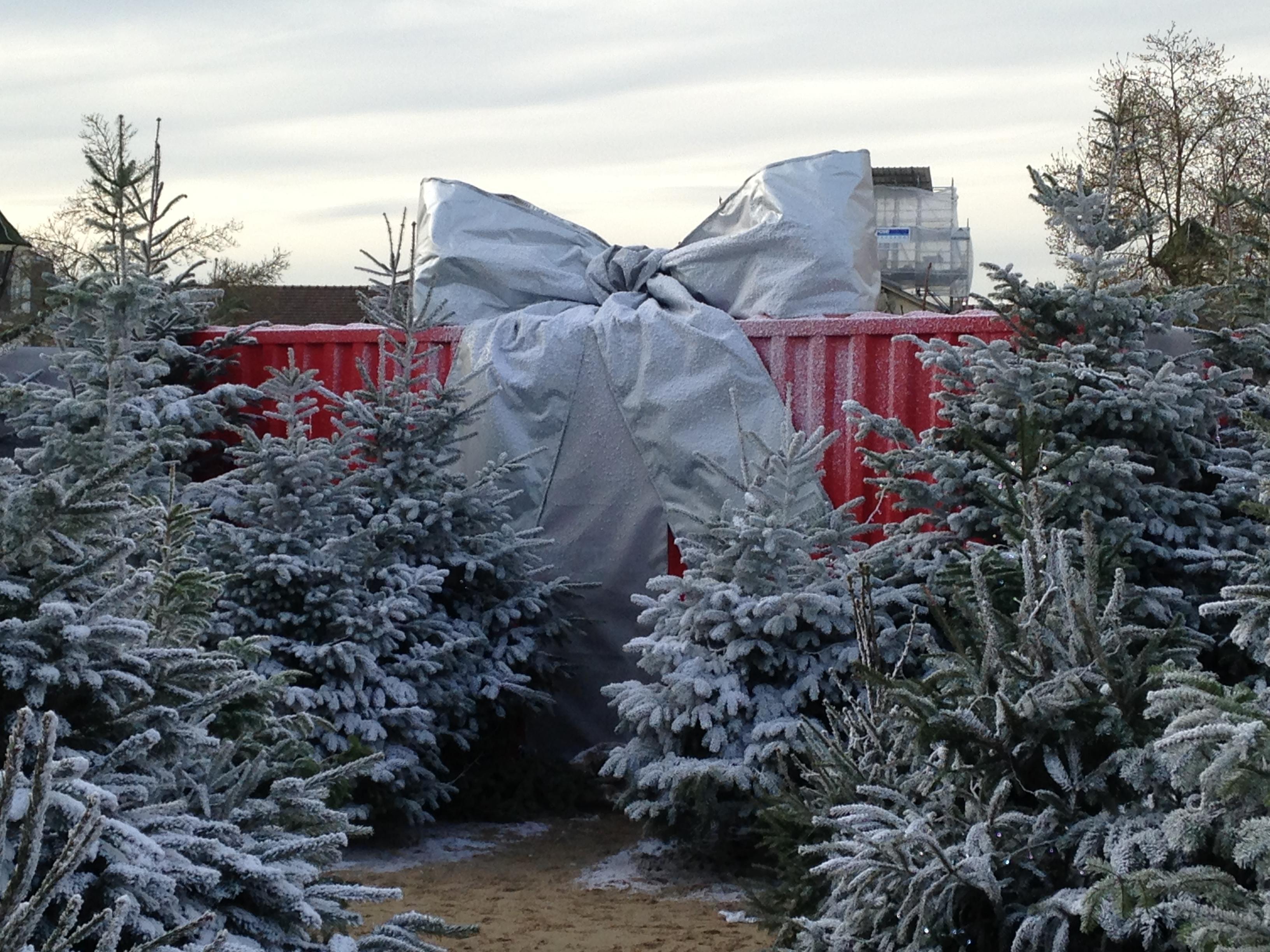 Un Noël à Chantilly